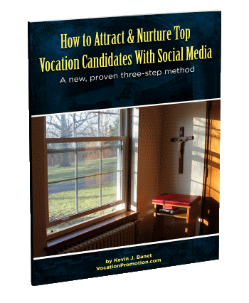 Our proven method for attracting vocations using social media